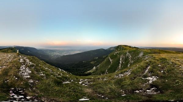 jeudi 3 octobre - rando au Grand Mont Dond