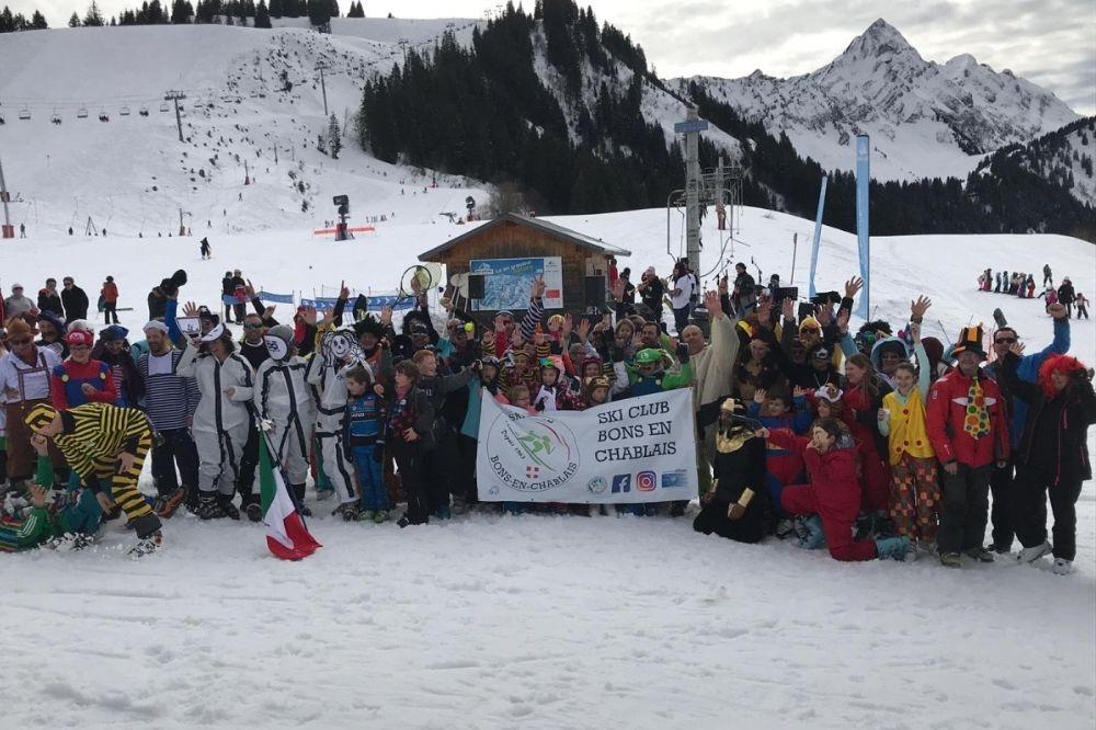 Boutique du ski club