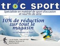 partenaire 27 - ski club Bons en Chablais