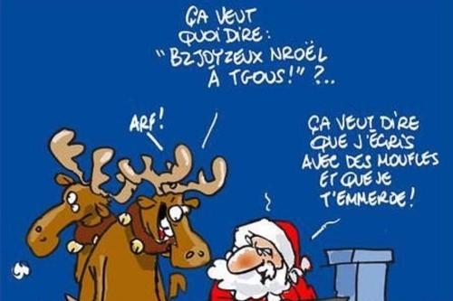 Les chalets de Noel