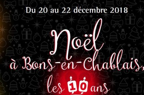 Chalet de Noël - 10ème édition