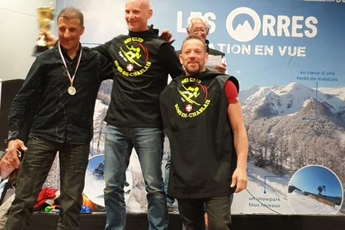 Trophées du bénévolat - ski club de champion