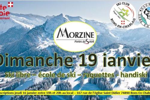 Morzine - 19 janvier