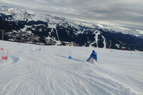 Concours du ski club - concours déguisé