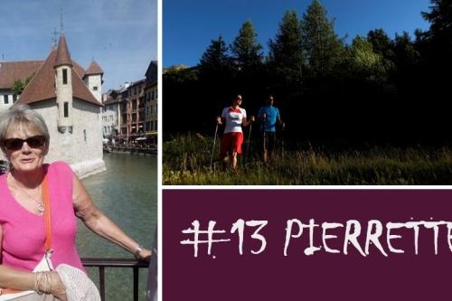 #13 les bénévoles : Pierrette Bétemps