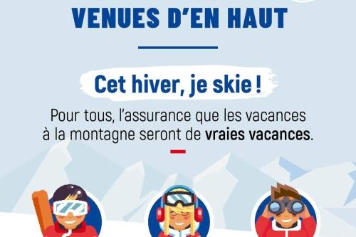 protocole sanitaire hiver 2020/2021 : Objectif ski