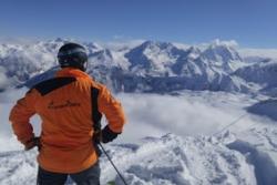 le ski club en photo