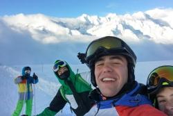 1ère sortie du Ski Club - Saison 2017 / 2018