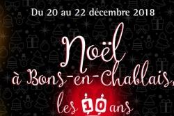 Chalets de Noël 2018