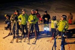 ski nocturne en 2013