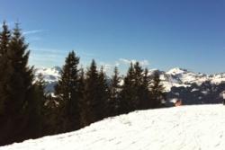 test de l'école de ski 2014