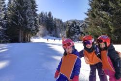 test de l'école de ski 2107