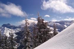test de l'école de ski 2017 bis