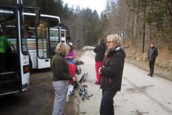 test de l'école de ski 2012 bis