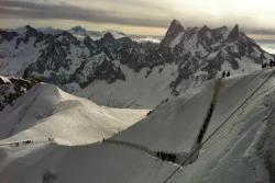 vallée blanche 2012