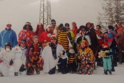 archives du ski club : années inconnus